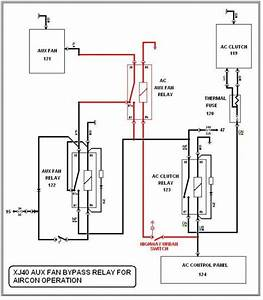 Auxiliary Cooling Fan  Thermo Switch