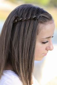 47 Super Cute Hairstyles for Girls with Pictures ...