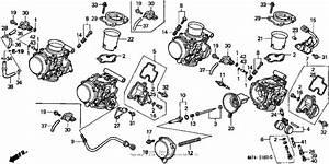 Carburetor Comp  For 1998 Honda Cbr1100xx Cbr1100xx  Super