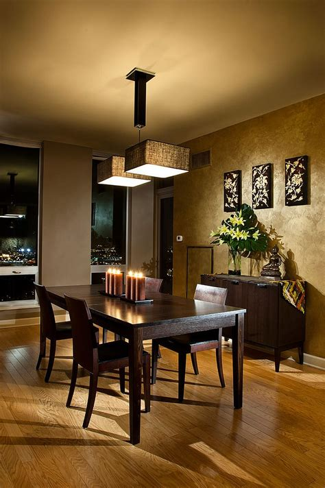 warm hues serene and practical 40 asian style dining rooms