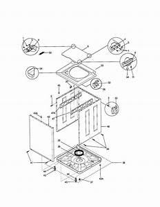 Model   41794702300 Kenmore Laundry Center Wiring Diagram
