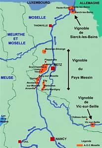 Le Bon Coin 57 Moselle : le vignoble de moselle moselle lorraine r gions vins vignesvignerons ~ Gottalentnigeria.com Avis de Voitures