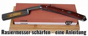 Messer Schärfen Anleitung : rasiermesser sch rfen so wird dein messer wieder scharf rasiermesser ~ Frokenaadalensverden.com Haus und Dekorationen