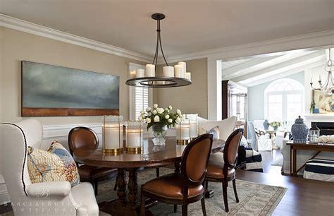 traditional california coastal home home bunch interior