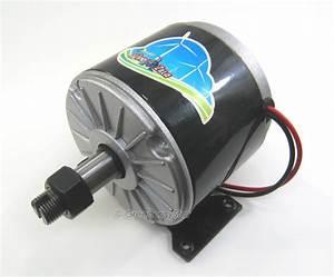 Windzilla 12v  24v Dc Permanent Magnet Motor Generator For Wind Turbine Pma
