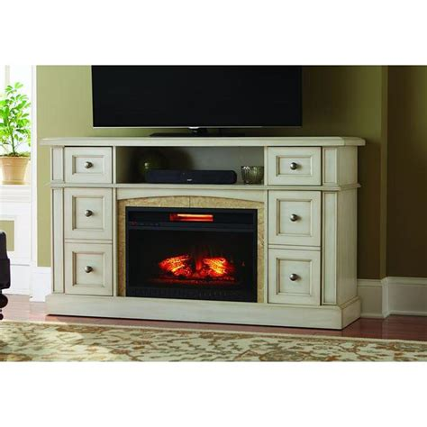media fireplace tv stand home decorators collection bellevue park 59 in media 7417