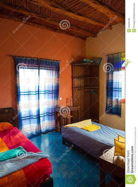 chambre a coucher maroc chambre à coucher marocaine authentique dans le riad