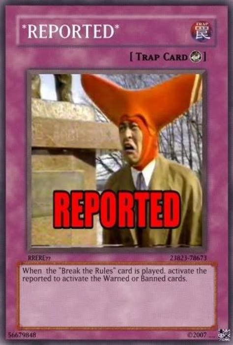 Trap Card Memes - image 63503 you just activated my trap card know your meme