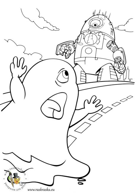 monsters  aliens coloring pages  kids colorbook