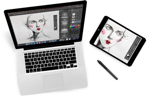 astropad turns ipad  drawing tablet  mac digital