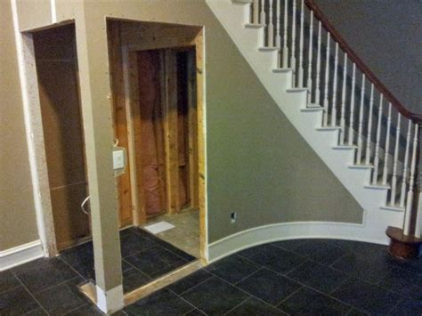 wine cellars builders installing insulation  vapor