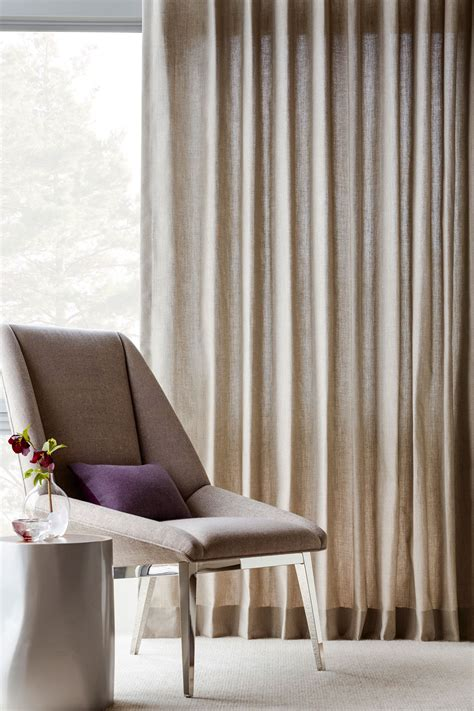 Sunbrella Drapes - the shade store sunbrella collaboration for window
