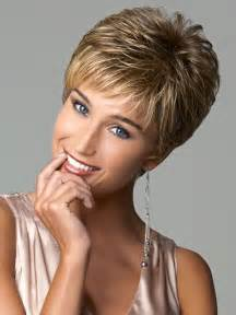 Short Hair Feathered Layered Hairstyles