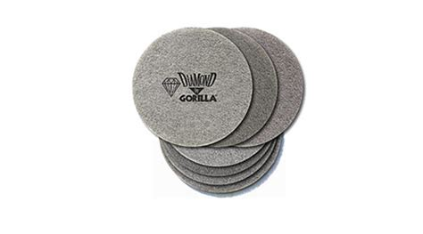 learn about etc diamond by gorilla line of floor pads