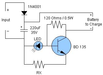 Battery Charger Circuit Page Power Supply Circuits