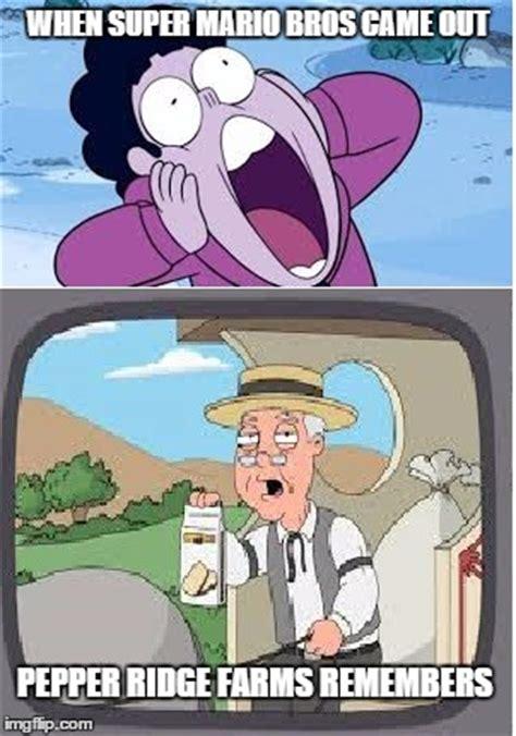 Pepperidge Farm Meme Maker - mario imgflip