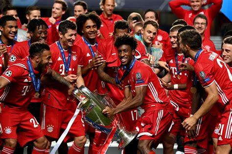 Ligue des Champions - Le Bayern de tous les records