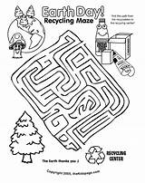Coloring Earthquake Activity Earth Sheet Maze Printable Sheets Mazes Template Colouring sketch template