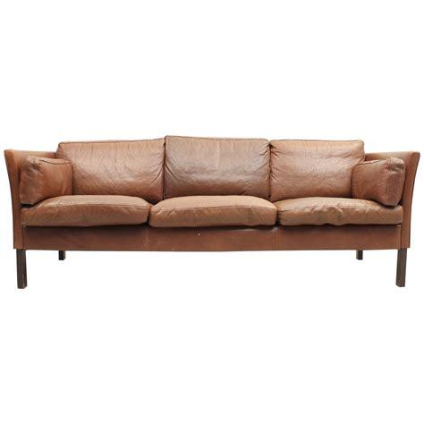 mid century modern sectional sofa mid century modern leather sofa at 1stdibs