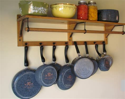 Pictures Of Pot Racks In Kitchens