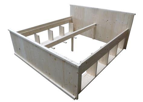 bed maken steigerhout tweepersoons bed woodkit