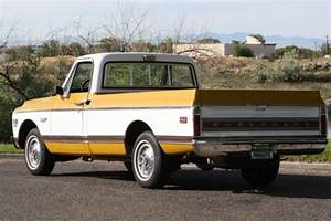 Find Used 72 Chevy Super Cheyenne Original Paint 77k Miles A Must See Truck   A  C In Ontario