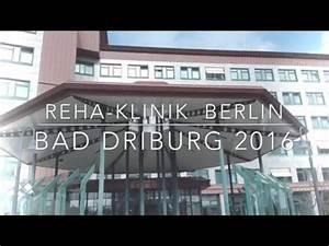 Vorwahl Bad Driburg : reha klinik bad driburg 2016 youtube ~ A.2002-acura-tl-radio.info Haus und Dekorationen