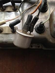 1967 F100 - Instrument Cluster Gauge Wiring