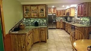 Cuisine idee deco cuisine ouverte sur salon for Idee deco cuisine avec cuisine rustique