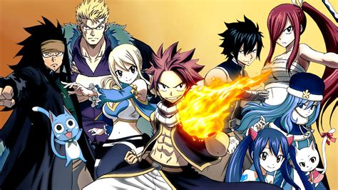 fairy tail wallpapers top  fairy tail backgrounds