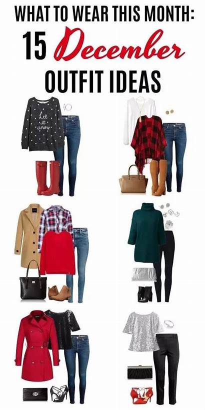 December Outfit Outfits Wear Month Welcome Winter