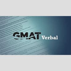 Expert's Guide On How To Prepare For Gmat Verbal Section