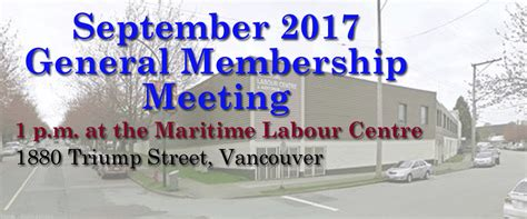 gmm slider cupw vancouver