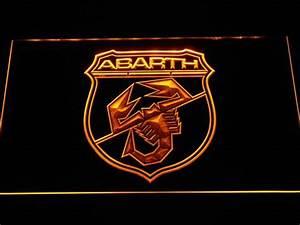 Abarth LED Neon Sign