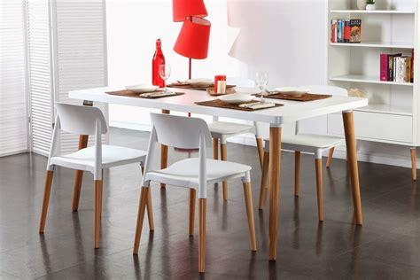 table et chaise salle a manger pas cher salle a manger blanc laque pas cher