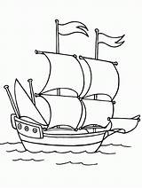 Ship Coloring Pages sketch template