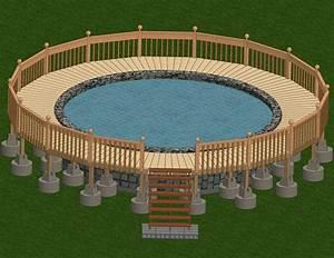 15 Decks Around Above Ground Pools hobbylobbys info