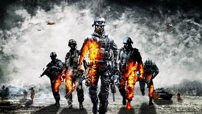 Battlefield Games War Action Tactical Wallpapers Military