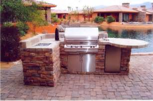 bbq outdoor kitchen islands outdoor kitchens and islands coachella valley desert fireplaces and bbq s