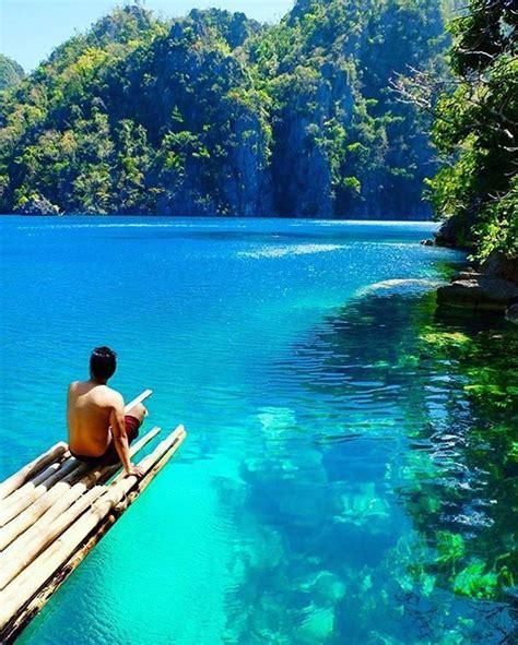 Kayangan Lake Coron Palawan Photo By Toddumpa
