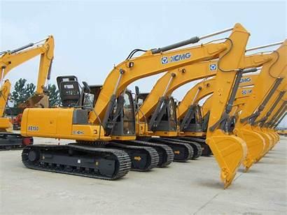 Excavator Xcmg Machine Digging China Impact Human