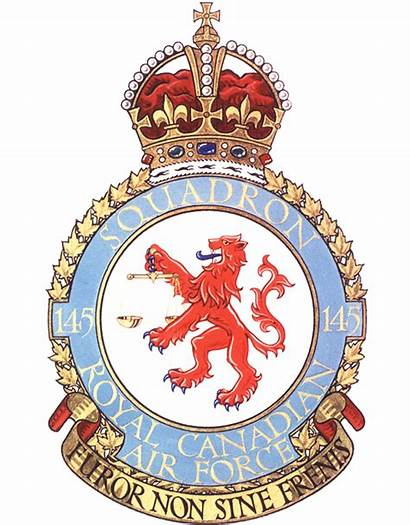 Royal Canadian Air Squadron Force Arms Crest