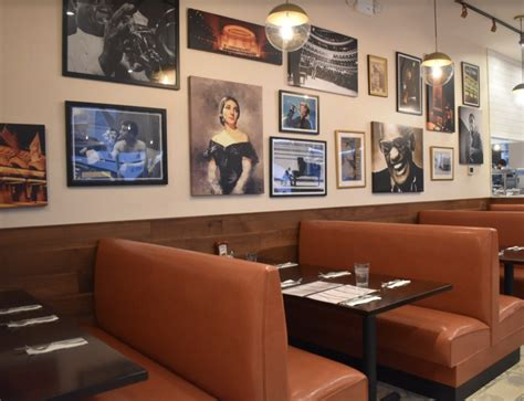 On the street of east main street and street number is 132. Bringing New Life to Old New York City Food Traditions at Carnegie Diner & Cafe - Times Square ...