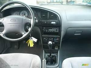 2003 Slate Blue Kia Spectra Gs Hatchback  17255570 Photo  10