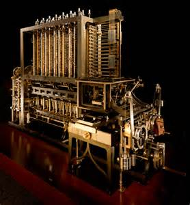The Difference Engine Charles Babbage Designs