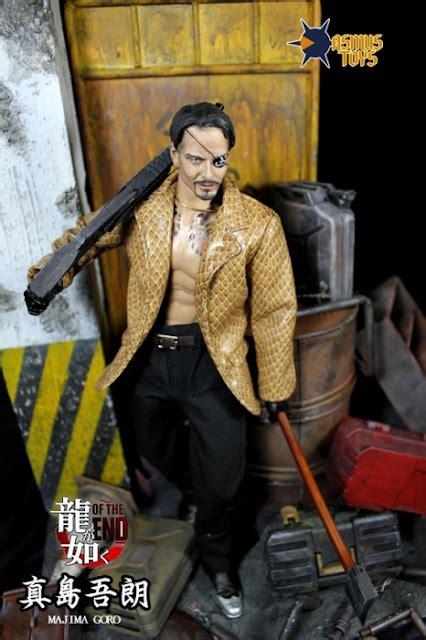 toyhaven pre order asmus toys  scale yakuza
