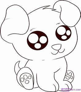 Cute Animal Coloring Pages | Anime Animals Coloring Pages ...