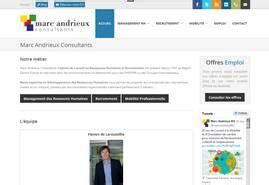 marc andrieux consultants cabinets de recrutement executive search