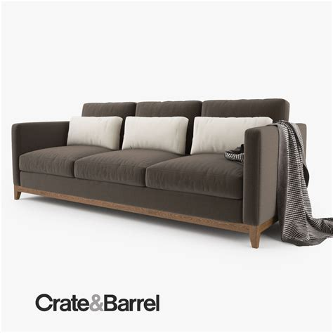 crate and barrel sofas and loveseats crate and barrel sofas montclair 3 seater sofa crate and