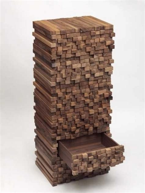 Wood Furniture by Clever Drawer Ideas The Owner Builder Network